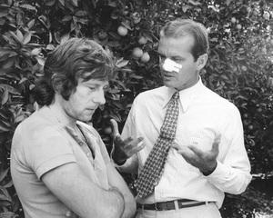 """Chinatown""Jack Nicholson, Roman Polanski1974 Paramount**I.V. - Image 5435_0128"