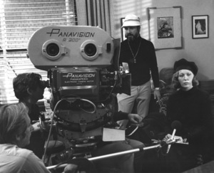 """Chinatown""Roman Polanski, Faye Dunaway, and crew1975 Paramount**I.V. - Image 5435_0131"