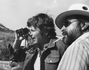 """""""Chinatown""""Roman Polanski and cinematographer1975 Paramount**I.V. - Image 5435_0132"""