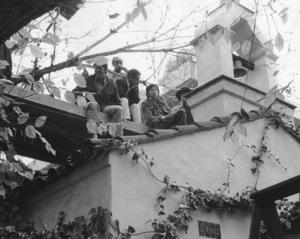"""Chinatown""Roman Polanski and crew1975 Paramount**I.V. - Image 5435_0135"