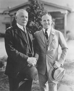 Warner HistoryBen Warner, Jack Warner1922 - Image 5460_0118