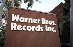 """Logos / Studios"" Warner Brothers Records Inc. / Burbank, California / 2005Photo by Andrew Howick - Image 5462_0012"