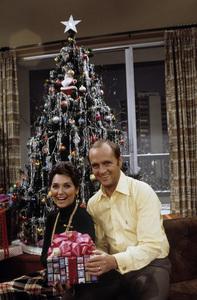 """The Bob Newhart Show""Suzanne Pleshette, Bob Newhartcirca 1972** H.L. - Image 5465_0021"
