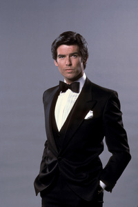 """Remington Steele"" Pierce Brosnan 1984 © 1984 Gene Trindl   - Image 5466_0053"