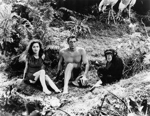 """""""Tarzan""""Maureen O"""