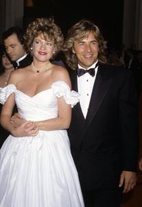 Don Johnson and Melanie Griffithcirca 1980s© 1980 Gary Lewis - Image 5489_0006