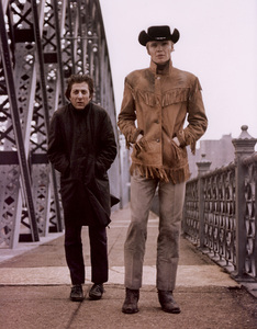 """""""Midnight Cowboy""""Dustin Hoffman, Jon Voight1969 UA - Image 5492_0002"""