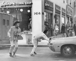 """""""Midnight Cowboy""""Jon Voight, Dustin Hoffman1969 UA - Image 5492_0010"""