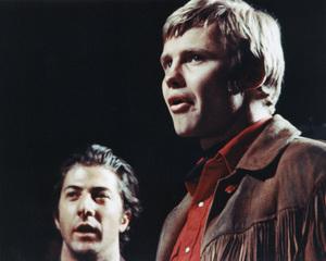 """Midnight Cowboy""Jon Voight, Dustin Hoffman1969 United Artists - Image 5492_0017"