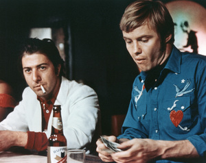 """Midnight Cowboy""Jon Voight, Dustin Hoffman1969 United Artists - Image 5492_0018"