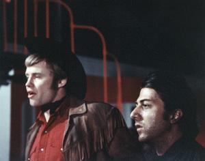 """Midnight Cowboy""Jon Voight, Dustin Hoffman1969 United Artists - Image 5492_0023"