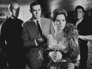 """Thunderball,"" Sean Connery, Lucianna Paluzzi © 1965 UA / MPTV - Image 5494_0011"