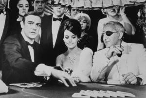 """Thunderball,""Sean Connery, Claudine Auger, Adolfo Celi1965 United Artists / MPTV - Image 5494_0021"