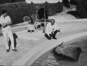 """Thunderball,""Sean Connery, Adolfo Celi1965 / UA / MPTV - Image 5494_0051"