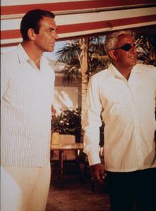 """Thunderball,""Sean Connery, Adolfo Celi1965 UA / MPTV - Image 5494_0053"