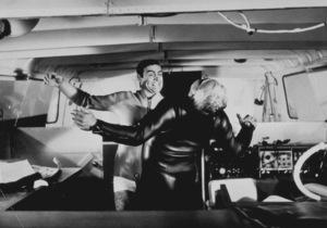 """Thunderball,""Sean Connery, Adolfo Celi1965 UA / MPTV - Image 5494_0063"