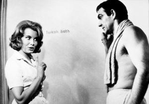 """Thunderball,""Molly Peters, Sean Connery1965 UA / MPTV - Image 5494_0066"