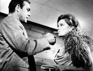 """Thunderball,""Sean Connery, Lucianna Paluzzi1965 UA / MPTV - Image 5494_0067"