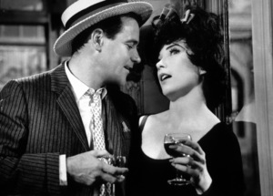"""Irma La Douce""Jack Lemmon and Shirley MacLaine1963MPTV - Image 5497_0002"