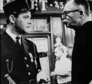 """Irma La Douce""Jack Lemmon, Dir. Billy Wilderon the set / 1963 UAMPTV - Image 5497_0005"