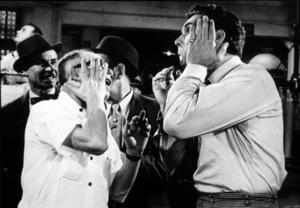 """Irma La Douce""Dir. Billy Wilder and Bruce Yarnell12/28/1962MPTV - Image 5497_0006"