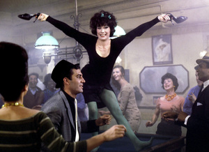 """Irma la Douce""Shirley MacLaine1963 United Artists © 1978 Leo Fuchs - Image 5497_0035"