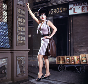 """Irma la Douce""Tura Satana1963 United Artists © 1978 Leo Fuchs - Image 5497_0053"