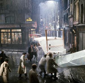 """""""Irma la Douce""""Jack Lemmon, Shirley MacLaine1963 United Artists © 1978 Leo Fuchs - Image 5497_0054"""