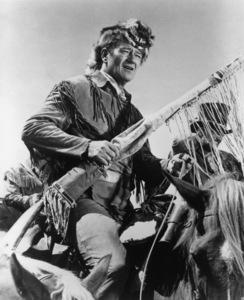 """The Alamo""John Wayne1960 United Artists - Image 5499_0001"