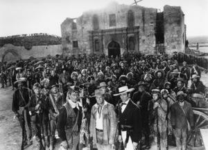 """The Alamo""John Wayne, Richard Widmark, Laurence Harvey1960 United Artists - Image 5499_0002"