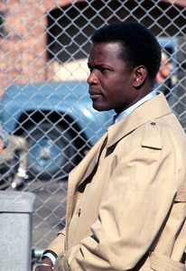"""In the Heat of the Night""Sidney Poitier1967**I.V. - Image 5502_0074"