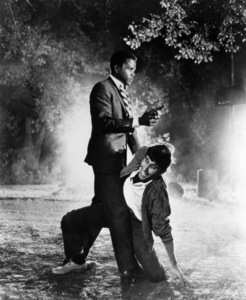 """In the Heat of the Night""Sidney Poitier, Anthony James1967 United Artists - Image 5502_0085"