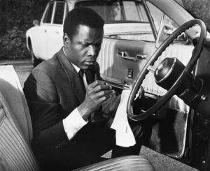 """""""In the Heat of the Night""""Sidney Poitier1967 United Artists - Image 5502_0086"""