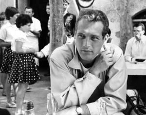"""Paul Newman in Israel during the making of """"Exodus""""1960 United Artists © 1978 Leo Fuchs - Image 5505_0005"""