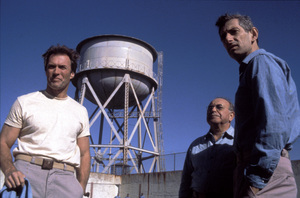 """""""Escape from Alcatraz""""Clint Eastwood1979 Paramount © 1979 Ron Grover - Image 5517_0008"""