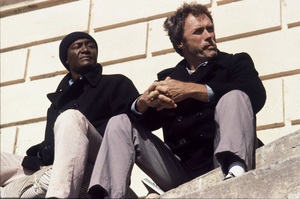 """Escape from Alcatraz""Paul Benjamin, Clint Eastwood1979 Paramount © 1979 Ron Grover - Image 5517_0014"