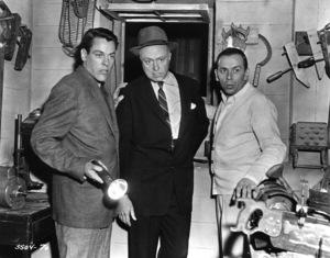 """Invasion of the Body Snatchers""Kevin McCarthy, King Donovan, Larry Gates1956 Allied Artists** I.V. - Image 5520_0015"