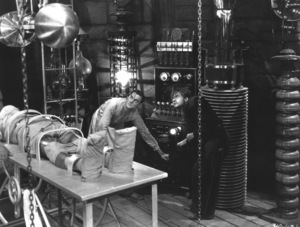 """Frankenstein""Colin Clive, Dwight Frye1931 Universal - Image 5577_0015"