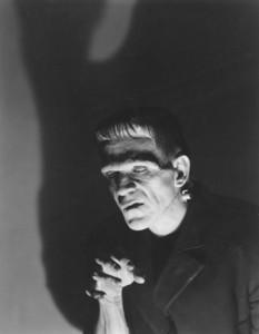 """""""Frankenstein"""" Boris Karloff1931 Universal Photo by Freulich **I.V. - Image 5577_0042"""