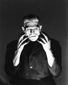 """Frankenstein"" Boris Karloff 1931 Universal Photo by Freulich ** I.V. - Image 5577_0045"
