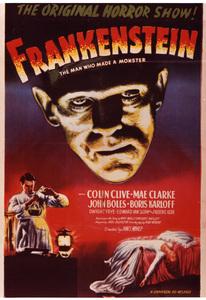 """""""Frankenstein""""Poster1931 Universal**I.V. - Image 5577_0054"""
