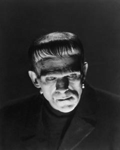 """Frankenstein"" Boris Karloff 1931 Universal ** I.V. - Image 5577_0062"