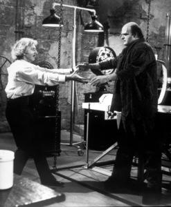 """""""Young Frankenstein""""Gene Wilder, Peter Boyle © 1974 20th Century Fox - Image 5578_0002"""