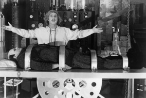 """""""Young Frankenstein""""Gene Wilder, Peter Boyle1974 20th Century Fox - Image 5578_0003"""