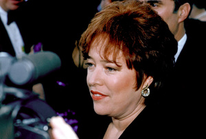 """Academy Awards: 65th Annual,""Kathy Bates.  1993. © 1993 Jonathan Nourok - Image 5586_0018"