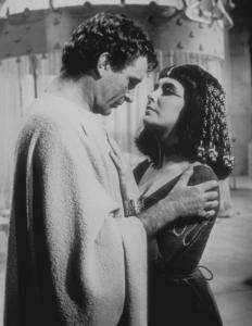 """Cleopatra""Elizabeth Taylor, Richard Burton1963 20th Century FoxMPTV - Image 5589_0011"