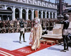 """Cleopatra""Elizabeth Taylor1963 20th Century Fox** I.V. - Image 5589_0078"