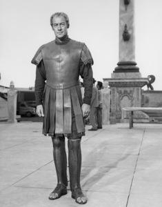 "Rex Harrison wardrobe test for ""Cleopatra""1963 20th Century-Fox** B.D.M. - Image 5589_0100"