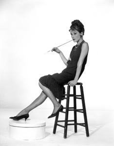 Audrey Hepburn , 1961.Photo By Bud Fraker/ **I.V. - Image 5596_0002