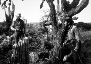 """The Treasure of the Sierra Madre""Tim Holt and Humphrey Bogart1948 Warner Bros.MPTV - Image 5610_0006"